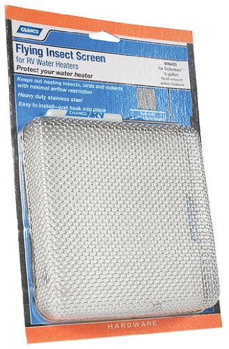 Camco 42151 Flying Insect Water Heater Screen - WH 400