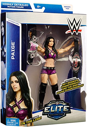 WWE Elite Collection Paige Action Figure