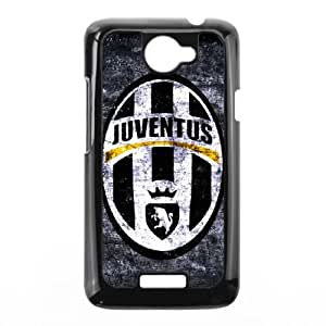 Juventus HTC One X Cell Phone Case Black DIY Gift pxf005_0244283