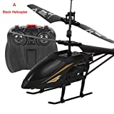 RC Helicopter - Control RC Helicopter,LIDIRC S107 3.5CH Phantom Mini Alloy Remote Control RC Helicopter GYRO (A)