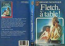 Fletch, à table !  par Mcdonald