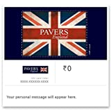 Pavers England - Instant Voucher