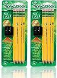 My First Ticonderoga Primary Pencil  and Bonus Sharpener- 2 Pk