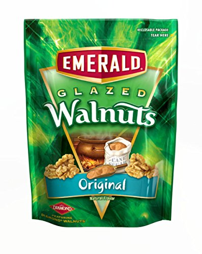 Emerald Glazed Walnuts, 7 Oz