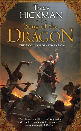 book cover of Song of the Dragon