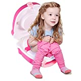 ONEDONE Portable Travel Potty Urinal for Boys and Girls...