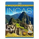 INCAS - The Lost City Machu Picchu (Limited Edition - Filmed in 4K ULTRA HD) [Blu-ray]