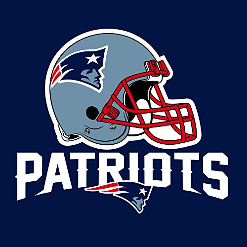 Creative Converting 16 Count New England Patriots 2-Ply Lunch Napkin (Patriots Party Supplies)