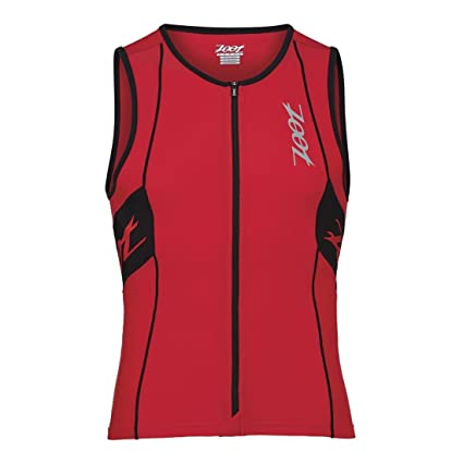c5d0373f6 Amazon.com : Zoot Sports Mens M Performance Tri Full Zip Tank Zoot ...