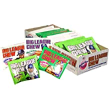 Big League Chewing Gum - 4 Flavor Assortment 12ct.