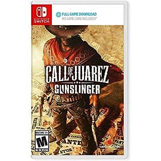 Call of Juarez: Gunslinger - Nintendo Switch (Game Download Code in Box)