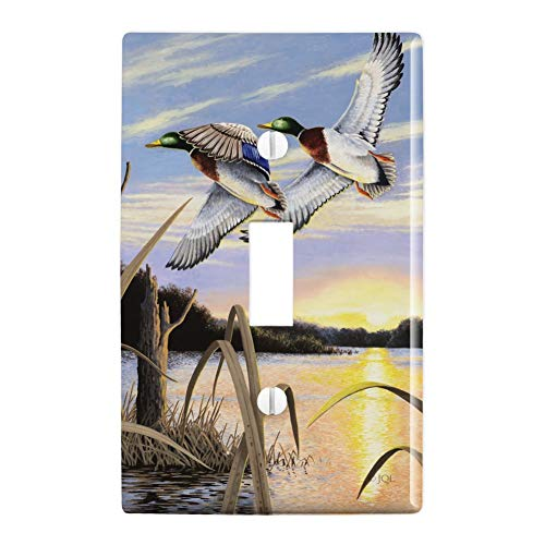 duck light switch cover - 1