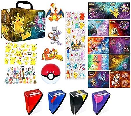 Premium Pokemon caja de almuerzo y accesorios – Características y ...