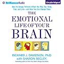 The Emotional Life of Your Brain: How Its Unique Patterns Affect the Way You Think, Feel, and Live - and How You Can Change Them Audiobook by Richard J. Davidson, Sharon Begley Narrated by Arthur Morey