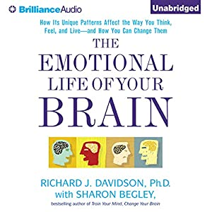 The Emotional Life of Your Brain Audiobook