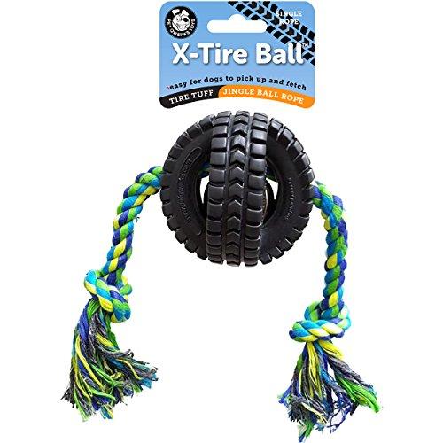 Pet Qwerks Jingle X Tire Single product image