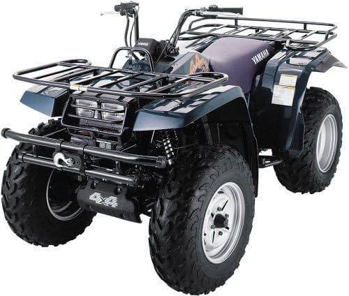 WARN 28880 Winch Mount Kit for Kawasaki Bayou KLF300 ATVs