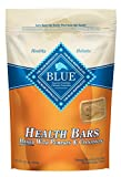 Blue Buffalo BLUE Pumpkin and Cinnamon Health Bars for Dogs, 16 oz (12 Pack)