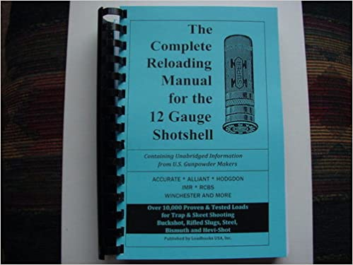 Winchester Shotshell Reloading Data
