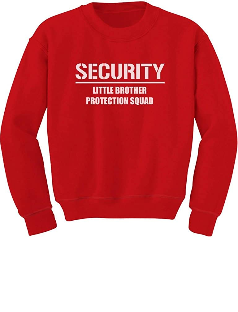 TeeStars - Big Brother - Security for My Little Brother Toddler/Kids Sweatshirt GMPll00gf5