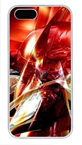 Abstract red art thinnest iphone 6 4.7 case PC White for Apple iPhone 6 4.7