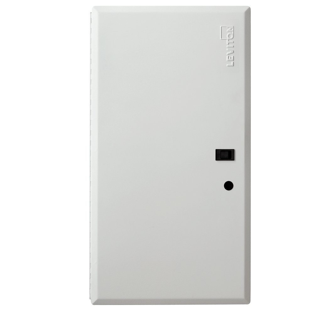 Category Structured Wiring Enclosures Channel Vision Cabinet Home Networking Panel Amazon Com
