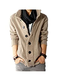 Partiss Mens Cool Sweater Outerwear