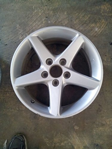 Painted Silver Alloy Wheel - 7