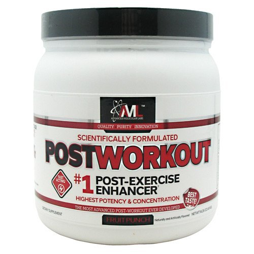 Advanced Molecular Labs Post-workout - Fruit Punch - 20 Servings