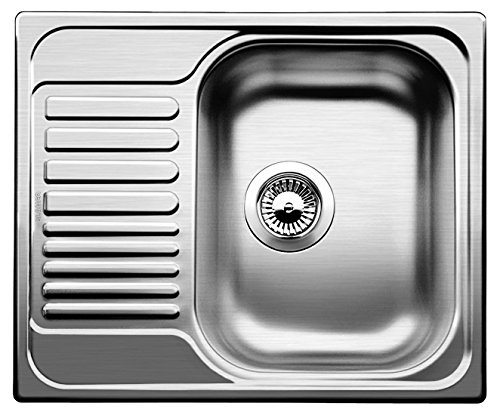 Blanco Tipo 45 S 516053 Mini Kitchen Sink 1 Bowl and 1 Draining ...