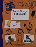 WORDS THEIR WAY LEVEL K STUDENT NOTEBOOK 2005C