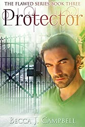 Protector (Flawed #3): A Romantic Supernatural Suspense Story