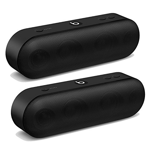 Beats by Dre Pill Plus Portable Wireless/Bluetooth Speaker (Pair) in Black by Beats (Image #9)