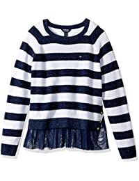 Girls Pullover Fashion Sweater
