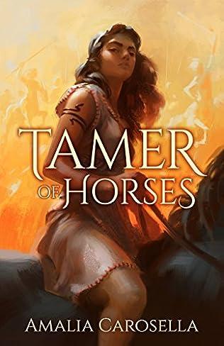 book cover of Tamer of Horses
