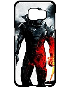 phone case Galaxy's Shop New Style Mass Effect 3 Shepard Look Samsung Galaxy S6/S6 Edge Case, Best Design Hard Shell Skin Protector Cover 4795832ZA713543804S6