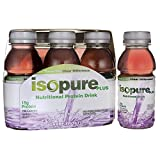Nature's Best Isopure Plus Nutritional Protein Drink - Grape Frost 6 Pack(S)
