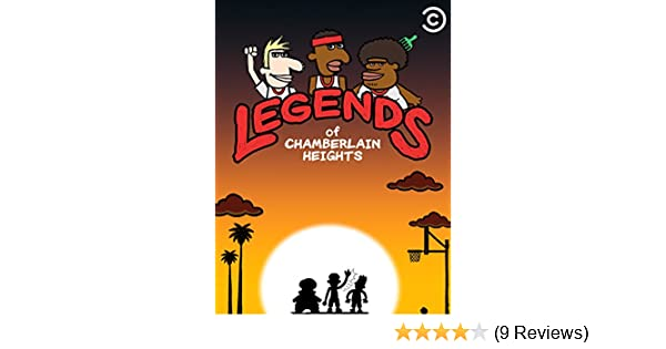legends of chamberlain heights more than a video game