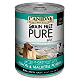 CANIDAE Grain Free PURE Sea Dog Wet Formula with Salmon & Mackerel, 13 oz (12-pack) Review