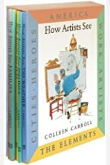 How Artists See 6-Volume Collection I: Feelings/ Animals /People /Families / The Weather/ Play Hardcover