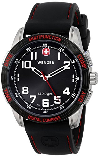 WENGER watches LED Nomad 70430 men's [regular imported goods]
