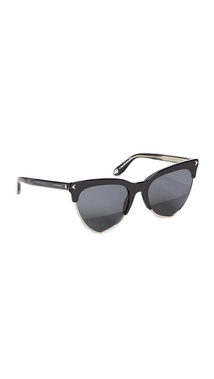 Givenchy GV 7078/S IR 807 54, Gafas de Sol para Mujer, Negro ...