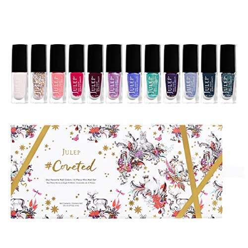 Julep #Coveted Menagerie Collection 2016 - 12pc Mini Nail Collection