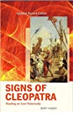 Signs of Cleopatra, Mary Hamer, 0415048710