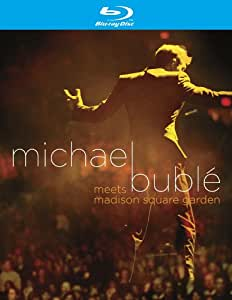 Michael Buble' Meets Madison Square Garden [USA] [Blu-ray]