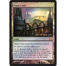Magic: the Gathering - Maze's End - Prerelease Promo - Prerelease & Release Promos - Foil