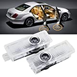 NSLUMO LED Door Courtesy Light Projector Laser Ghost Shadow Lamp with Car Logo For Jaguar F-Type 13-16 XE 2015-2017 2pc/Set