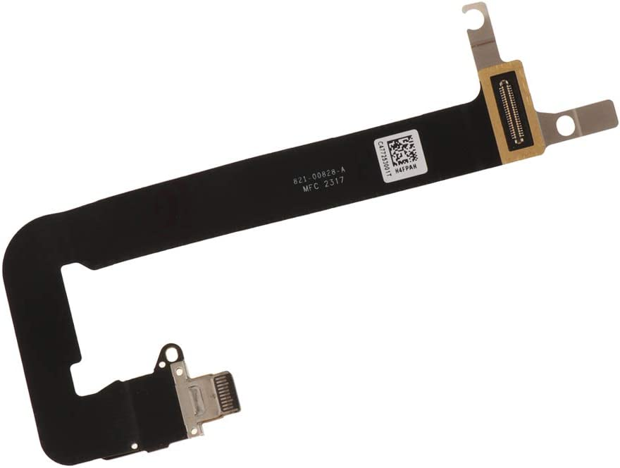"""Type-C USB-C Connector Cable 821-00482-A 821-00828-A For MacBook 12/"""" A1534 2016"""