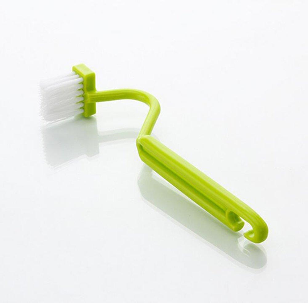 Couleurs al/éatoires Westeng 1pcs Brosses de Toilette WC avec Poign/ée courb/ée Brosse de nettoyage pour nettoyer langle morte de la toilette