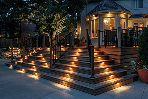 Outdoor Led Retaining Wall Lights - 6